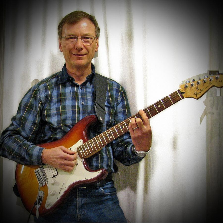 Fender Stratocater - zum 60. Geburtstag erstanden
